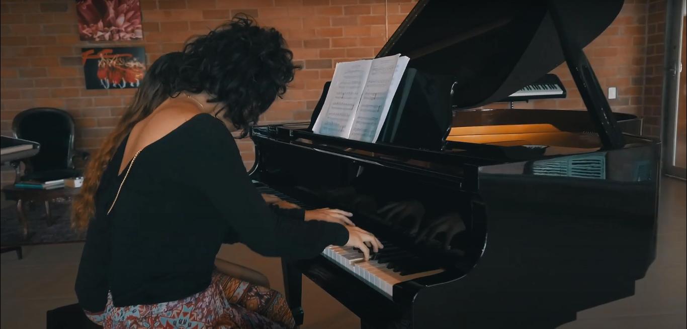 duo españa alarcon-interpretacion musical-lectura-de-partituras-obra de piano-leer-partitura-piano-obras-para-piano